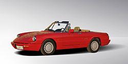 Alfa Romeo Duetto Spyder 1991
