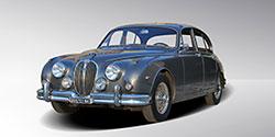 Jaguar MKII 3.8 cc Anno 1960